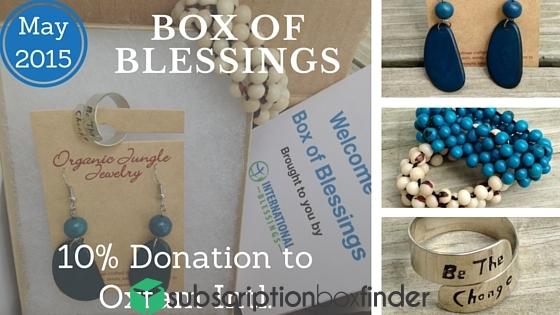 International Blessings