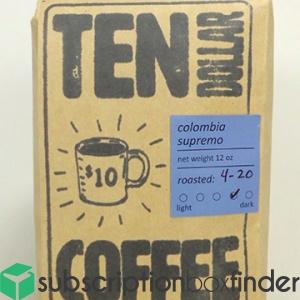 10 Dollar Coffee