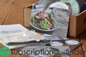 Turntable Kitchen Pairings Box