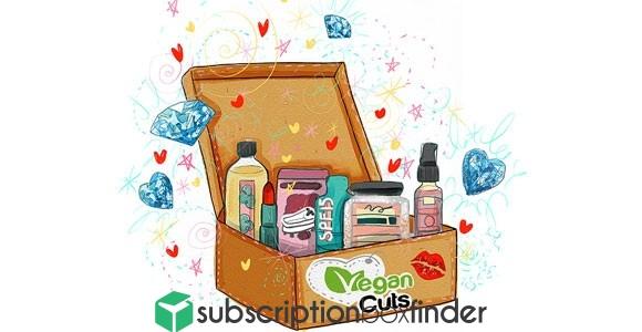 Vegan Cuts Beauty Box